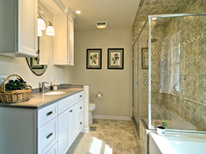Residential Bath Remodeling